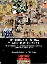 Papel Historia Argentina Y Latinoamericana I
