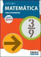 Papel Matematica 3/9 Para Pensar