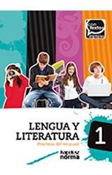 Papel LENGUA Y LITERATURA 1 PRACTICAS DEL LENGUAJE