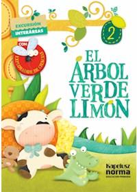 Papel El Arbol Verde Limon 2