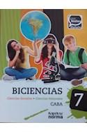 Papel BICIENCIAS 7 KAPELUSZ CONTEXTOS DIGITALES (CABA) (SOCIALES + NATURALES) (NOVEDAD 2015)