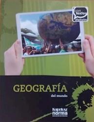 Papel Geografia Del Mundo Serie Contextos Digitales