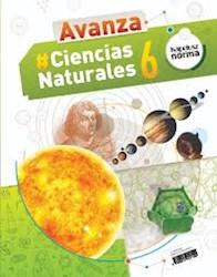 Papel Ciencias Naturales 6 Avanza