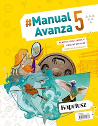 Papel Manual 5 Avanza + Carpeta Matematica