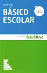 Libro Diccionario Escolar Basico Kapelusz