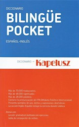 Libro Diccionario Bilingue Pocket Kapelusz