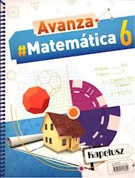 Libro Avanza Matematica 6