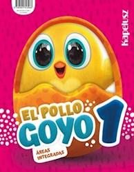 Libro El Pollo Goyo 1