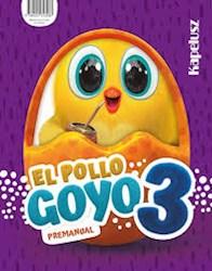 Libro El Pollo Goyo 3