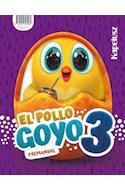 Papel POLLO GOYO 3 KAPELUSZ PREMANUAL (NOVEDAD 2019)