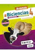 Papel BICIENCIAS 4 KAPELUSZ AVANZA PROVINCIA BUENOS AIRES (SOCIALES - NATURALES) (NOVEDAD 2019)
