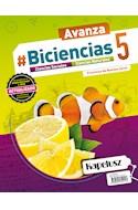 Papel BICIENCIAS 5 KAPELUSZ AVANZA PROVINCIA BUENOS AIRES (SOCIALES - NATURALES) (NOVEDAD 2019)