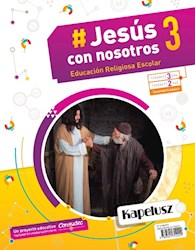 Papel Jesus Con Nosotros 3 Secundaria