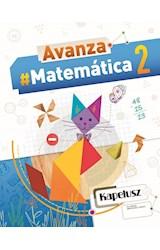 Papel MATEMATICA 2 KAPELUSZ AVANZA (ANILLADO) (NOVEDAD 2020)