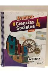 Papel CIENCIAS SOCIALES 4 KAPELUSZ AVANZA CABA (NOVEDAD 2020)