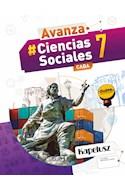 Papel CIENCIAS SOCIALES 7 KAPELUSZ AVANZA CABA (NOVEDAD 2020)