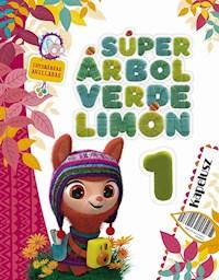 Libro Super Arbol Verde Limon 1