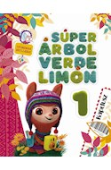 Papel SUPER ARBOL VERDE LIMON 1 KAPELUSZ [AREAS INTEGRADAS] (ANILLADO) (NOVEDAD 2020)