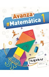 Papel MATEMATICA 1 KAPELUSZ AVANZA (ANILLADO) (NOVEDAD 2020)