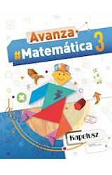 Papel MATEMATICA 3 KAPELUSZ AVANZA (ANILLADO) (NOVEDAD 2020)