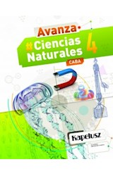 Papel CIENCIAS NATURALES 4 KAPELUSZ AVANZA CABA (NOVEDAD 2020)