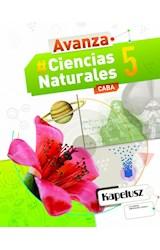 Papel CIENCIAS NATURALES 5 KAPELUSZ AVANZA CABA (NOVEDAD 2020)