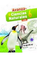 Papel CIENCIAS NATURALES 6 KAPELUSZ AVANZA CABA (NOVEDAD 2020)