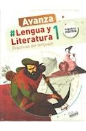 Papel LENGUA Y LITERATURA 1 KAPELUSZ (AVANZA) (NOVEDAD 2017)