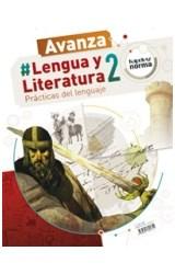 Papel LENGUA Y LITERATURA 2 KAPELUSZ AVANZA PRACTICAS DEL LENGUAJE (NOVEDAD 2017)