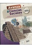 Papel CIENCIAS SOCIALES SOCIEDADES EN LA PREHISTORIA EN LA ANTIGUEDAD Y EN LA EDAD (AVANZA) (NOVEDAD 2017)