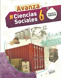 Papel Ciencias Sociales 6 Avanza