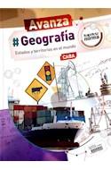 Papel GEOGRAFIA ESTADOS Y TERRITORIOS EN EL MUNDO KAPELUSZ AVANZA (CABA) (NOVEDAD 2017)