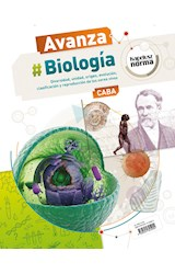 Papel BIOLOGIA 1 KAPELUSZ AVANZA DIVERSIDAD UNIDAD ORIGEN EVOLUCION CLASIFICACIO  (NOVEDAD 2017)