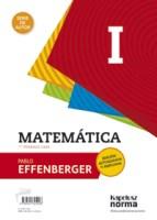 Libro Libro Matematica I  Cd + Complemento