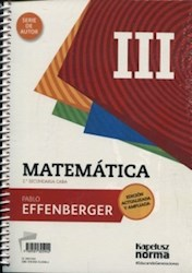 Libro Libro Matematica Iii  Cd + Complemento