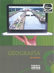 Papel Geografia De America Contextos Digitales