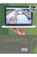 Papel GEOGRAFIA DE AMERICA KAPELUSZ CONTEXTOS DIGITALES (NOVEDAD 2016)
