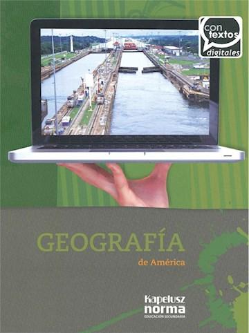 Papel Contextos Digitales - Geografía De América