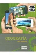 Papel GEOGRAFIA DE LA ARGENTINA KAPELUSZ (CONTEXTOS DIGITALES) (NOVEDAD 2016)