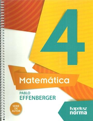 Papel Effenberger - Matemática Effenberger 4