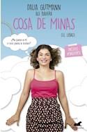 Papel COSA DE MINAS (EL LIBRO) (INCLUYE DALIA TIPS) (RUSTICA)