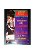 Papel COMUNICACION ENTRE HOMBRES Y MUJERES A LA HORA DEL TRABAJO (PARA VIVIR MEJOR)