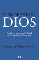 Libro Donde Esta Dios