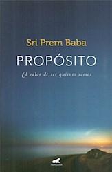 Libro Proposito