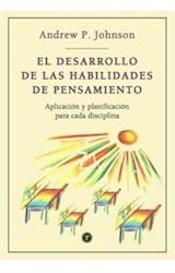 Papel EL DESARROLLO DE LAS HABILIDADES DE PENSAMIENTO,