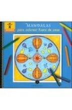 Papel Mandalas Para Colorear Fuera De Casa