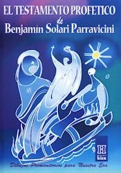 Papel Testamento Profetico De Benjamin Solari Parr