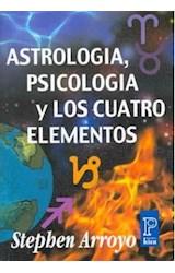 Papel ASTROLOGIA PSICOLOGIA Y LOS CUATRO ELEMENTOS