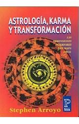 Papel ASTROLOGIA KARMA Y TRANSFORMACION (RUSTICA)