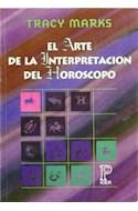 Papel ARTE DE LA INTERPRETACION DEL HOROSCOPO